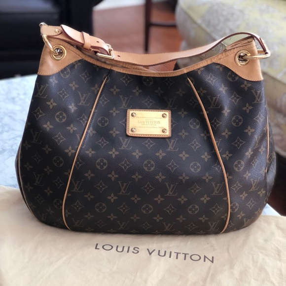 6b3b60a687c Louis Vuitton Bags | Discontinued Lv Monogram Galliera Pm Bag | Poshmark
